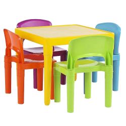 Detský set 1+4, viacfarebný, ZILBO