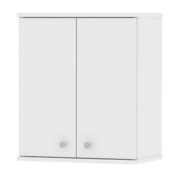 Horná závesná skrinka, biela, GALENA SI08