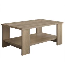 Konferenčný stolík, dub sonoma, BERNARDO