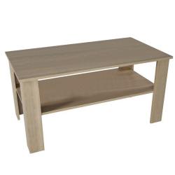 Konferenčný stolík, dub sonoma, GAUDI