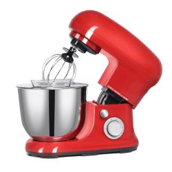 Kuchynský robot, 1300 W, červená, 5 l, MACEJKO