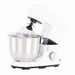 Kuchynský robot, 1300 W, lesklá biela, 5 l, MACEJKO