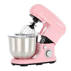 Kuchynský robot, 1300 W, ružová, 5 l, MACEJKO
