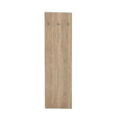 Vešiakový panel, dub sonoma, TEMPO ASISTENT NEW 030