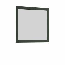 Zrkadlo LS2, zelená, PROVANCE