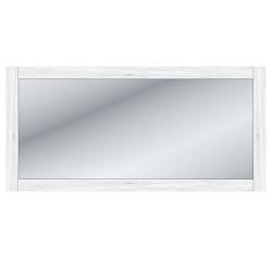 Zrkadlo W, dub craft biely, SUDBURY